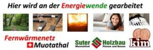 Fernwärme Logos