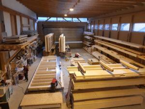 Elementbau Holz