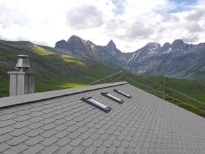 SAC Hütte Glattalp